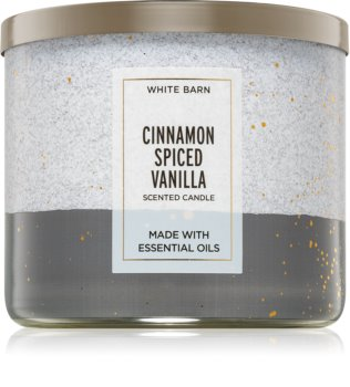 Bath & Body Works Cinnamon Spiced Vanilla duftkerze  II.