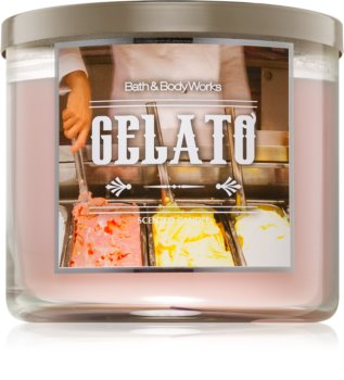 Bath & Body Works Gelato Scented Candle 411 g