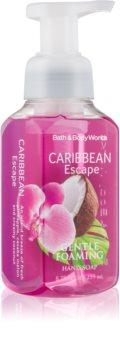 Bath & Body Works Caribbean Escape mydło w piance do rąk