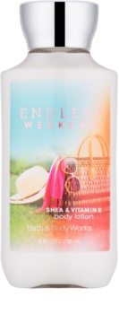 Bath & Body Works Endless Weekend testápoló tej nőknek 236 ml