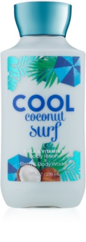 Bath & Body Works Cool Coconut Surf lait corporel pour femme 236 ml