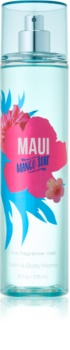 Bath & Body Works Maui Mango Surf spray corporel pour femme 236 ml