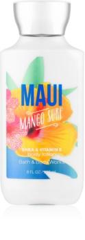 Bath & Body Works Maui Mango Surf tělové mléko pro ženy 236 ml