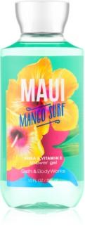 Bath & Body Works Maui Mango Surf gel doccia per donna 295 ml