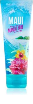Bath & Body Works Maui Mango Surf tělový krém pro ženy 226 g