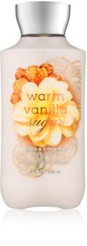 Bath & Body Works Warm Vanilla Sugar telové mlieko pre ženy 236 ml