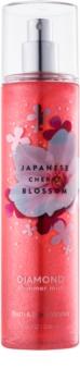 Bath & Body Works Japanese Cherry Blossom tělový sprej pro ženy 236 ml třpytivý