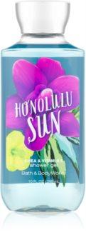Bath & Body Works Honolulu Sun sprchový gél pre ženy 295 ml