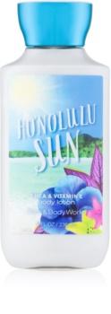 Bath & Body Works Honolulu Sun Body Lotion for Women