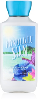 Bath & Body Works Honolulu Sun lotion corps pour femme 236 ml