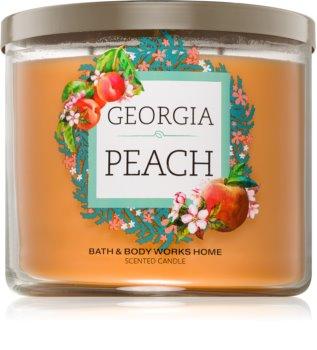 Bath & Body Works Georgia Peach bougie parfumée 411 g