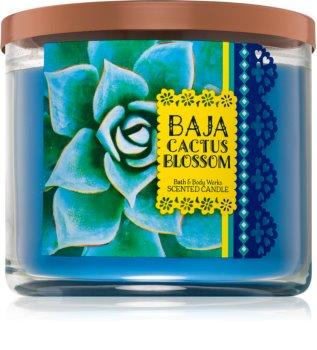 Bath & Body Works Baja Cactus Blossom duftkerze