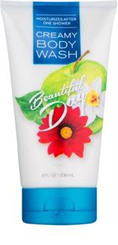 Bath & Body Works Beautiful Day crème de douche pour femme 236 ml