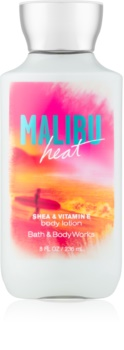 Bath & Body Works Malibu Heat latte corpo per donna 236 ml