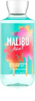 Bath & Body Works Malibu Heat Douchegel voor Vrouwen  295 ml
