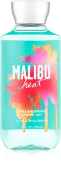 Bath & Body Works Malibu Heat Shower Gel for Women