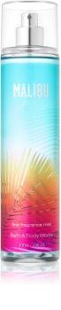 Bath & Body Works Malibu Heat spray corporel pour femme 236 ml