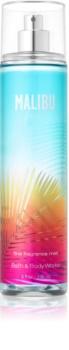 Bath & Body Works Malibu Heat tělový sprej pro ženy 236 ml