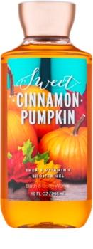 Bath & Body Works Sweet Cinnamon Pumpkin Douchegel voor Vrouwen  295 ml