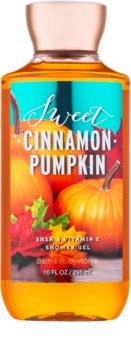 Bath & Body Works Sweet Cinnamon Pumpkin tusfürdő nőknek 295 ml