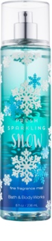 Bath & Body Works Fresh Sparkling Snow spray corporal para mujer 236 ml