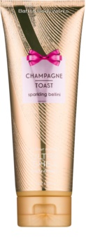 Bath & Body Works Champagne Toast Körpercreme für Damen 226 ml