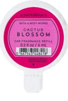 Bath & Body Works Cactus Blossom Auto luchtverfrisser  6 ml Vervangende Vulling