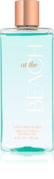 Bath & Body Works At the Beach Douchegel  voor Vrouwen  236 ml