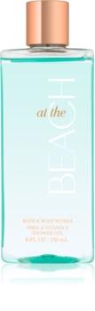 Bath & Body Works At the Beach sprchový gél pre ženy 236 ml