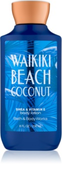 Bath & Body Works Waikiki Beach Coconut Bodylotion  voor Vrouwen  236 ml