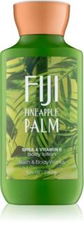 Bath & Body Works Fiji Pineapple Palm lait corporel pour femme 236 ml