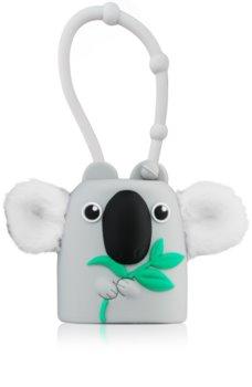 Bath & Body Works PocketBac Koala embalagem de slicone com gel antibacteriano