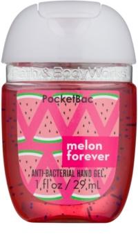 Bath & Body Works PocketBac Melon Forever gel  para as mãos