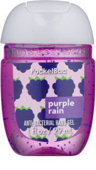 Bath & Body Works PocketBac Purple Rain gel  para as mãos