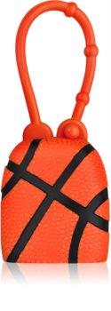 Bath & Body Works PocketBac Basketball szilikon kézfertőtlenítő gél csomagolás