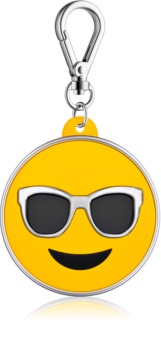 Bath & Body Works PocketBac Sunglasses Emoji housse de silicone pour le gel pour les mains