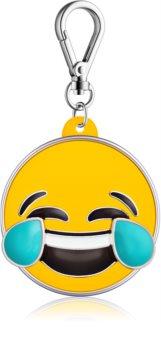 Bath & Body Works PocketBac Tears of Laughter Emoji Silicone Case for Hand Sanitizer Gel