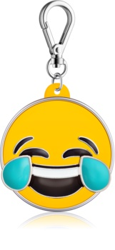 Bath & Body Works PocketBac Tears of Laughter Emoji Silicone Case for Hand Sanitizer Gel