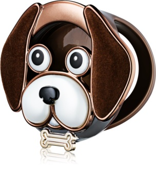 Bath & Body Works Dog with Collar Scentportable Holder for Car   Hanging