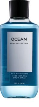 Bath & Body Works Men Ocean sprchový gél pre mužov 295 ml