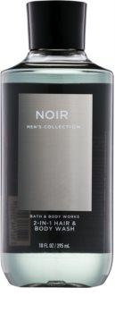 Bath & Body Works Men Noir sprchový gél pre mužov 295 ml
