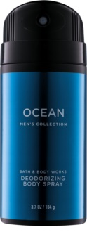Bath & Body Works Men Ocean Deo-Spray für Herren 104 g