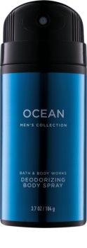 Bath & Body Works Men Ocean Deo Spray voor Mannen 104 gr
