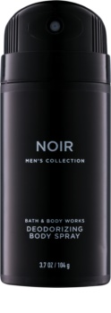 Bath & Body Works Men Noir Deo Spray for Men 104 g
