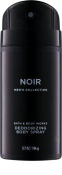 Bath & Body Works Men Noir deospray pentru bărbați 104 g