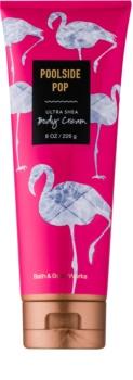 Bath & Body Works Poolside Pop tělový krém pro ženy 226 g