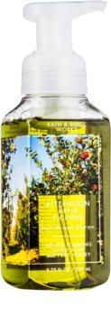 Bath & Body Works Afternoon Apple Picking Schaumseife zur Handpflege