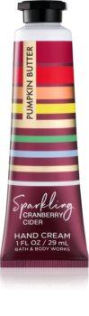 Bath & Body Works Sparkling Cranberry Cider krém na ruce