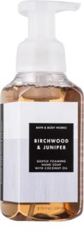 Bath & Body Works Birchwood Juniper Sapun spuma pentru maini