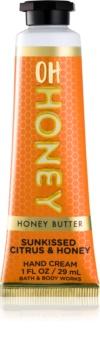 Bath & Body Works Oh Honey crema de maini